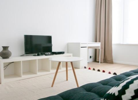 ID 3300 - Modern studio with balcony - Brussels - Image 1 - Ixelles - rentals