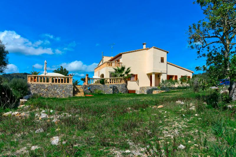 Finca Can Canals – Magnificent finca in a quiet location nearby Arta - Image 1 - Arta - rentals