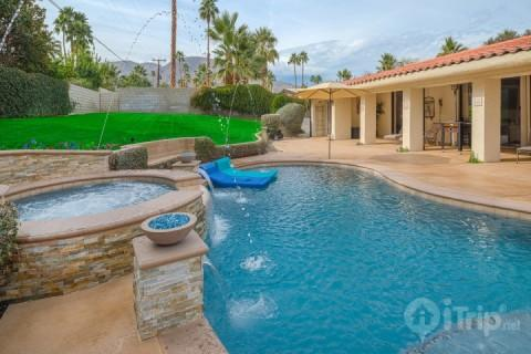 Star of the Desert - WELCOME to Your Premier Desert Vacation Destination! Steps to El Paseo w/ Pool - Image 1 - Palm Desert - rentals