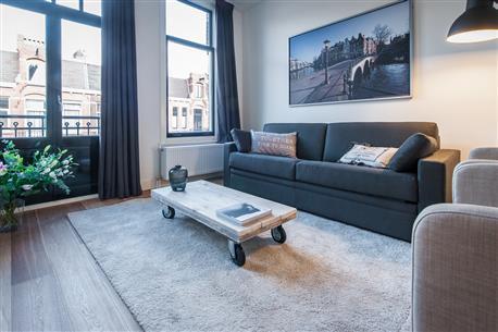 De Pijp Boutique Apartment 1 - Image 1 - Amsterdam - rentals