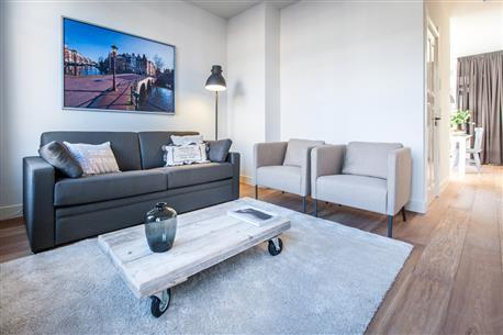 De Pijp Boutique Apartment 2 - Image 1 - Amsterdam - rentals