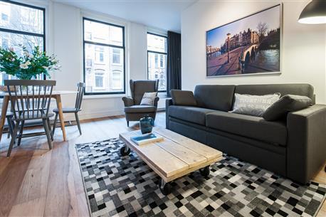 De Pijp Boutique Apartment 4 - Image 1 - Amsterdam - rentals