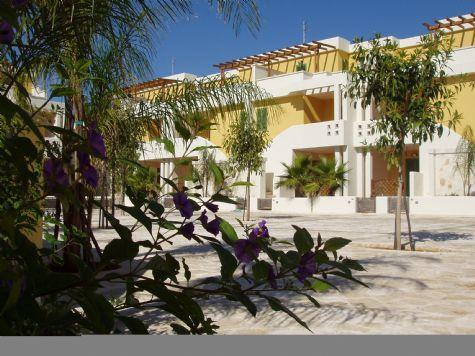 Cortile - GREEN BAY HOUSE - Gallipoli - rentals