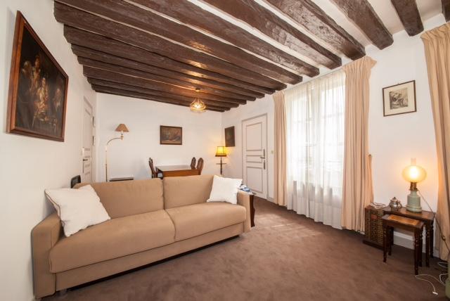 Bel appartement à deux pas du Louvre! - Image 1 - Paris - rentals