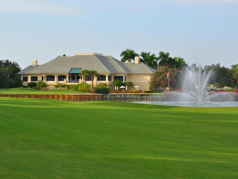 Stonebridge Clubhouse - Naples Stonebridge Golf Club and Vanderbilt Beach - Naples - rentals