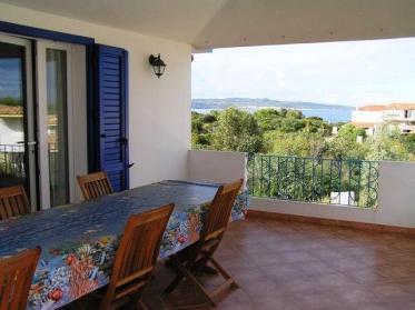 Apartment in villa ( 1° floor) Calasetta - Image 1 - Calasetta - rentals