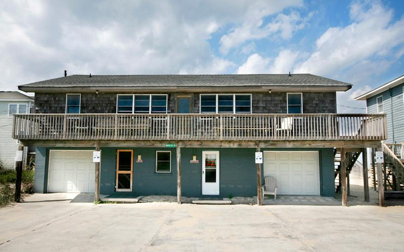 JP Cottage #5 - Image 1 - Nags Head - rentals