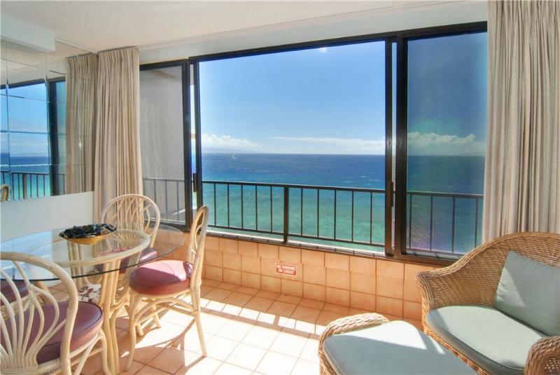 Maui Kai #906, Oceanfront Junior Suite - Image 1 - Kaanapali - rentals