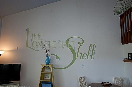 Wall Paintings - Surf Condos 332 - Cozy Shell, 918 N New River Drive - Surf City - rentals