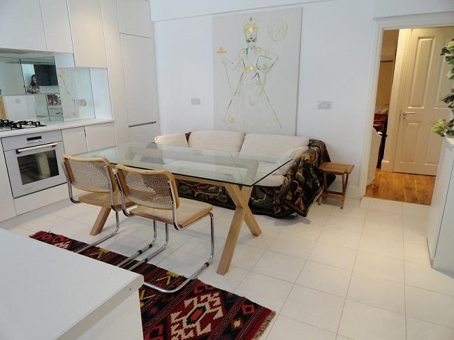 Knightsbridge - 1 Bedroom (4151) - Image 1 - London - rentals