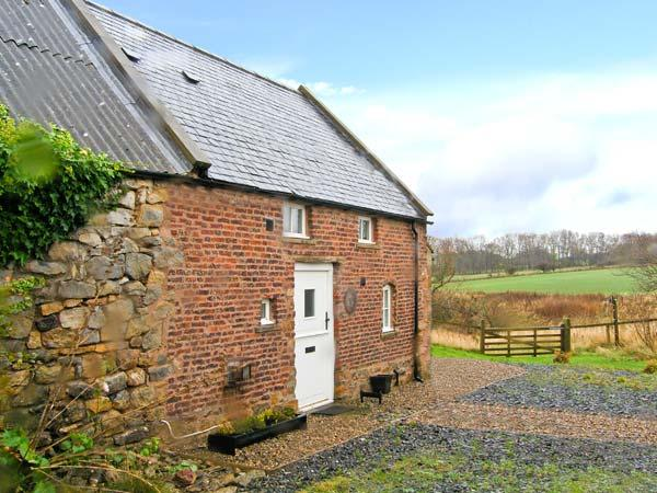THE BOTHY, views over countryside, woodburning stove, off road parking, garden, near Lowick, Ref 28415 - Image 1 - Lowick - rentals