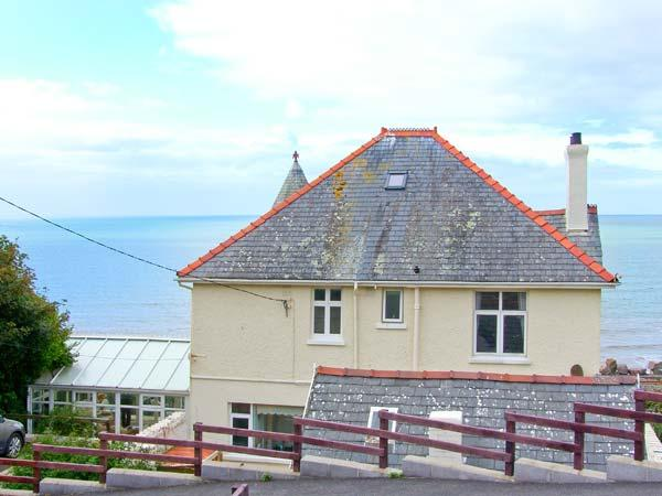 BRYN EGLWYS, detached Edwardian property, en-suite, sea views in Llanaber, Ref 28909 - Image 1 - Llanaber - rentals