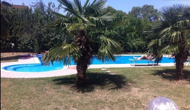 swimming pool mt 12x6 with Jacuzzi in the corner - Villa San Cassiano Apartment in Lucca - Lucca - rentals