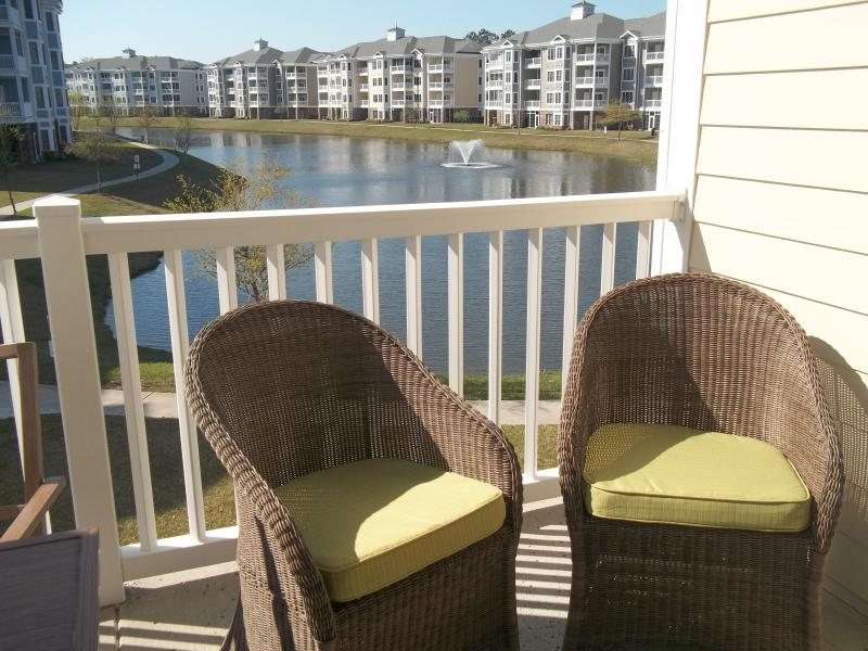 Superb Pet-Friendly Vacation Rental by Walking Trails with Lake Views, Golf, Beach - Image 1 - Myrtle Beach - rentals