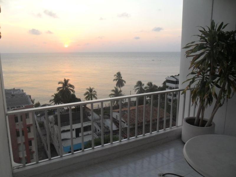 Balcon - Cheap Ocean View Studio en Laguito - code:CRIS01 - Cartagena - rentals