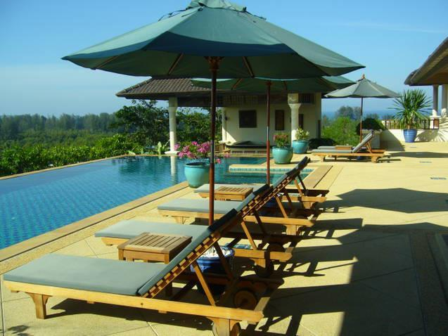 Luxury Six Bedroom Pool Villa on private estate - Image 1 - Bang Tao Beach - rentals