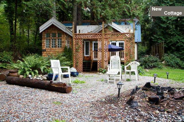 Exterior View - The Serenity Cottage Getaway - Point Roberts - rentals