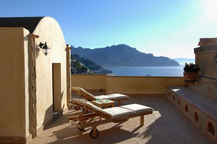 Dawn's  Villa, luxury in Amalfi - Image 1 - Conca dei Marini - rentals