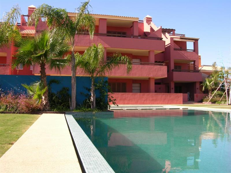 Penthouse Apartment. - Roof Terrace with Chill Out Sofas - Free WiFi - Pool - 5208 - Image 1 - Mar de Cristal - rentals