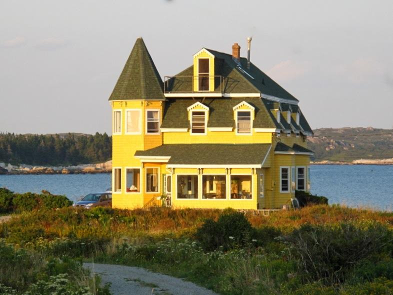 Oceanside Victorian Landmark 30 min from downtown Halifax - 4 Bedrm Seaside Victorian B&B 30 min to Halifax NS - West Dover - rentals