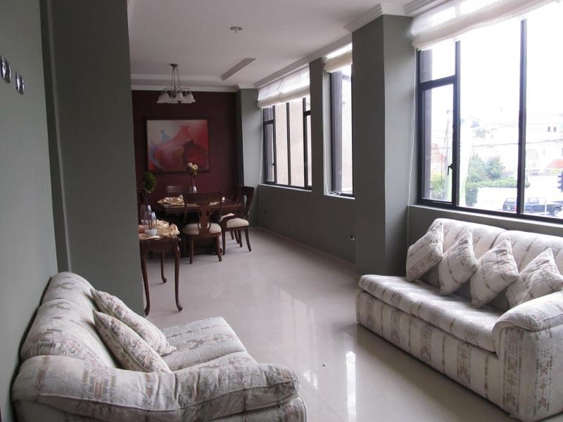 Sunny, spacious apartment - Sunny apartment, minutes from Center - Cuenca - rentals