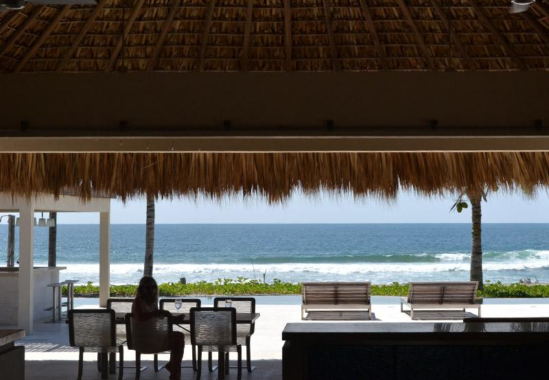 What a view! - Gorgeous Beach Villa  with Lap Pool - Puerto Escondido - rentals