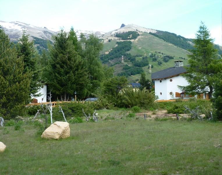 Garden in summer - Cerro Catedral - Ski Cottage - San Carlos de Bariloche - rentals