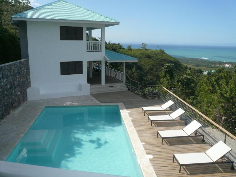 Villa Noria Azul - VillaNoria Azul fantastic ocean view great service - Las Terrenas - rentals