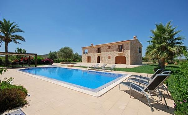 Beautiful finca with heated pool  in the middle of nature - ES-317649-Porreres - Image 1 - Porreres - rentals