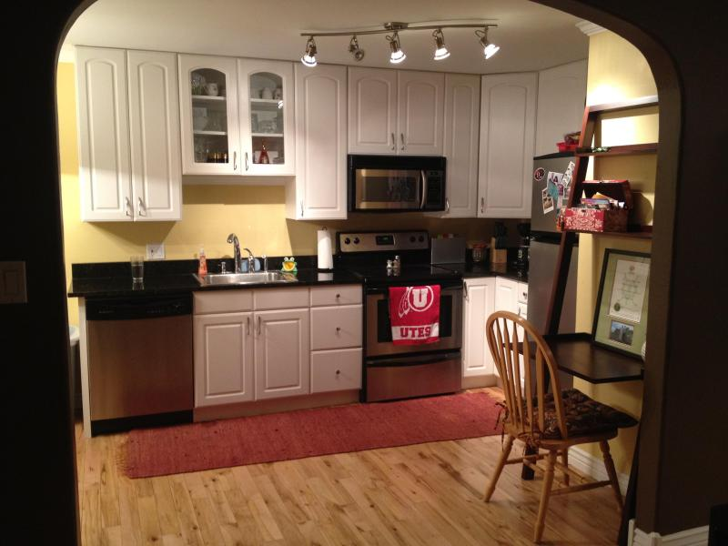 Kitchen - Beautiful Downtown Salt Lake City, Utah Condo - Salt Lake City - rentals