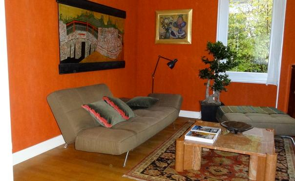 Holiday apartment with lovely garden -  residencial area Colmar - FR-449785-COLMAR - Image 1 - Colmar - rentals