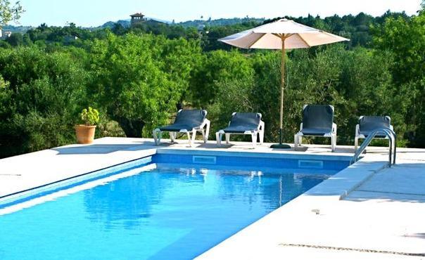 Holiday house Mallorca  with large pool  - ES-50442-Sant Llorenç de Cardassar - Image 1 - Son Cervera - rentals