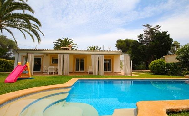 2 separate holiday homes Mallorca -  perfect for 2 families  - ES-50455-Cala Murada - Image 1 - Cala Murada - rentals