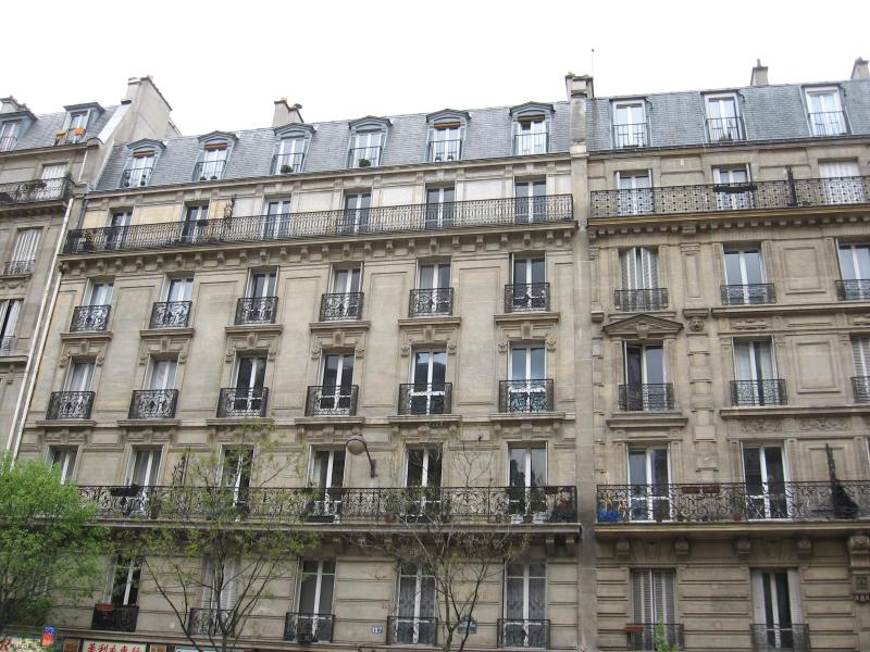 exterior - Lovely parisian appartment - Chaumontel - rentals