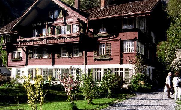 Image 0. - 4 bedroom accommodation in Interlaken - Nantes - rentals