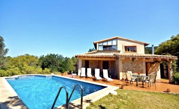 Finca with pool in quiet location  - in Alcudia - ES-1049173-Alcudia - Image 1 - Puerto de Alcudia - rentals