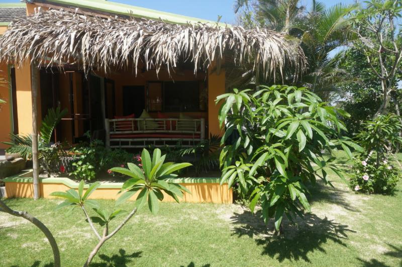 Be's Cottage Verandah - Be's Cottage, An Bang Beach, Hoi An - Hoi An - rentals