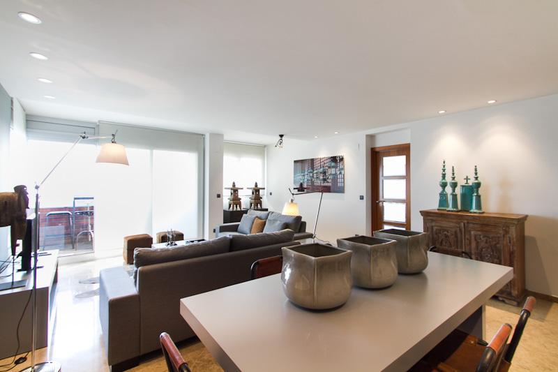 Calatrava Vista II - incredible views, amazing 5 bedroom duplex - Image 1 - Valencia - rentals