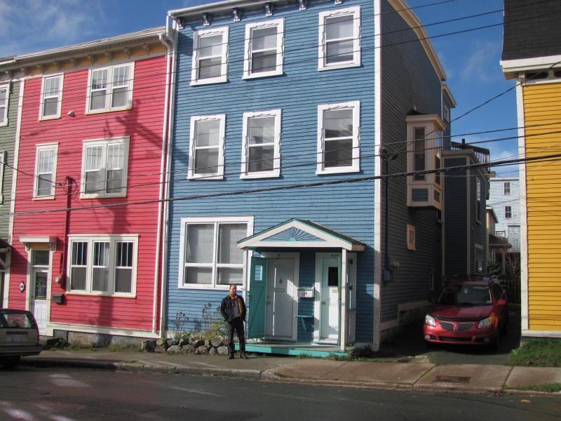 Street View - Large One Bedroom Apts. Downtown St. John's - Saint John's - rentals
