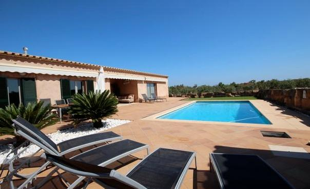 Finca with pool and air conditioning  - near Muro- mallorca - ES-1050034-Muro - Image 1 - Muro - rentals