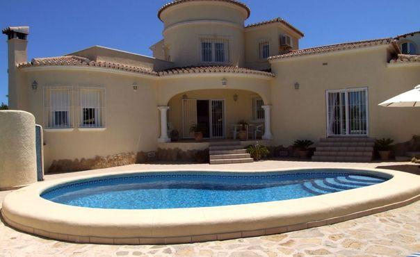 Holiday home with pool -  for 6 persons - ES-1059748-Jávea - Image 1 - Javea - rentals