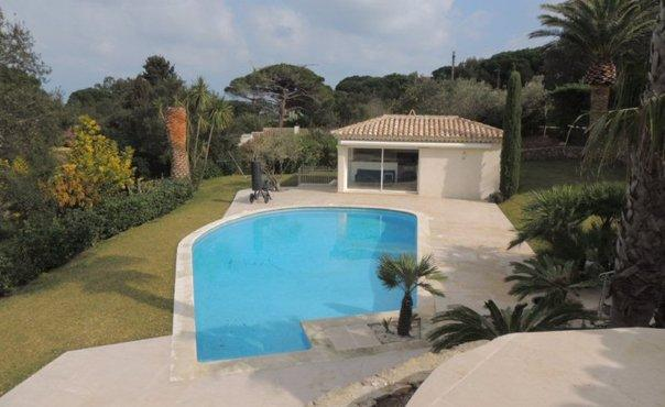 Charming villa in Ramatuelle   with cozy new coordinated décor - FR-1072011-Ramatuellle - Image 1 - Ramatuelle - rentals