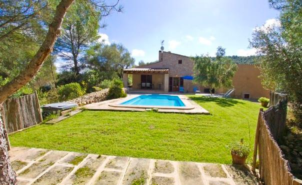 Cozy holiday home for a little family  with private pool - Mallorca - ES-1074396-Petra - Image 1 - Petra - rentals