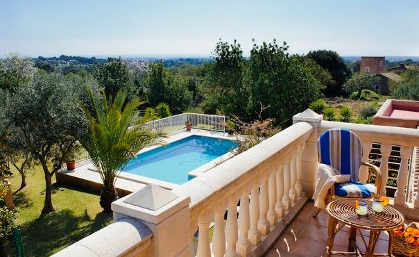 Beautiful farmhouse near Cala d'Or   with pool and large garden.  - ES-858-Santanyi - Image 1 - Santanyi - rentals