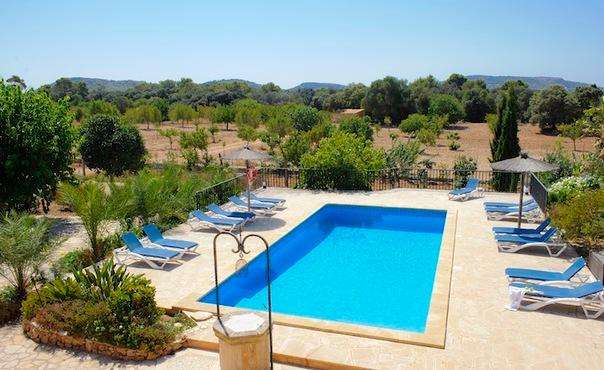 Beautiful historic country house, renovated  - with pool and sun terrace  - ES-860-Cas Concos - Image 1 - Felanitx - rentals