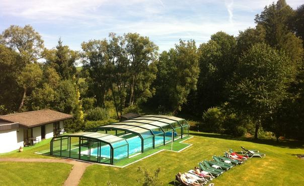 Top location in a modern setting Holidays in Ardennes with pool  - BE-227-Burg Reuland - Image 1 - Winterspelt - rentals