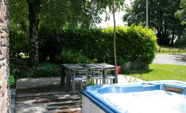 Beautiful accommodation in the Ardens for 8 persons + baby  - BE-6605-Ovifat - Image 1 - Ovifat - rentals