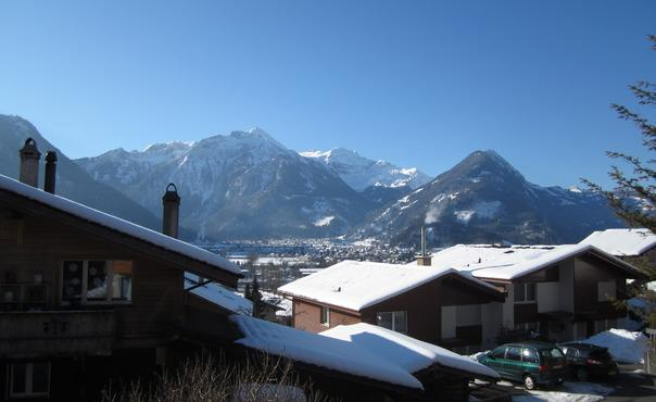 Accommodation in the Bernese Oberland   - CH-767-Goldswil b. Interlaken - Image 1 - Ringgenberg - rentals