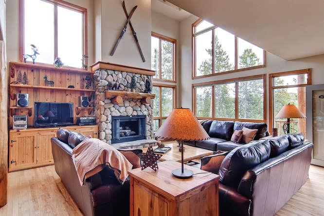 His High Place - Private hot tub, sleeps 18 - Image 1 - Breckenridge - rentals