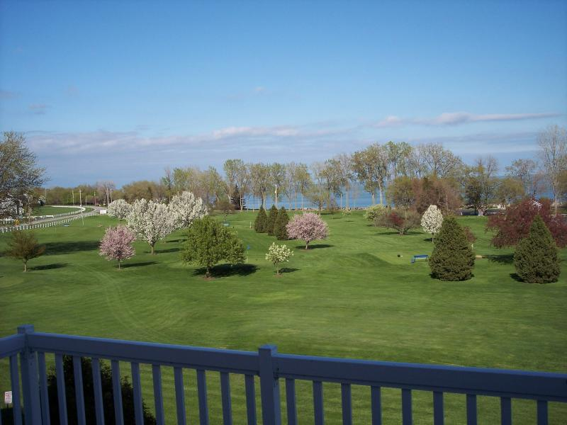 Wake up to this view!!  Wow! - Stunning View, pool, golf, Cedar Point, Lake View - Marblehead - rentals